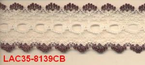 LAC35-8139CREAM/BROWN(180mts)